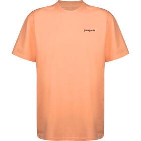 Patagonia Fitz Roy Horizons Responsibili-T-paita Miehet, peach